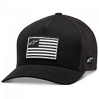 [해외]알파인스타 Flag Black