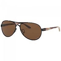[해외]오클리 Tie Breaker Prizm Sunglasses 3137176192 Polished Black