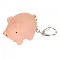 [해외]레가타 Pig Key Ring 4137007758 Pig / Pink