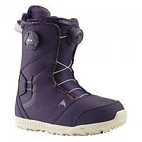 [해외]버튼 Felix Boa Purple Velvet
