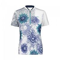 [해외]CMP Woman Bike T-셔츠 B.Co / Ceramic / Blue