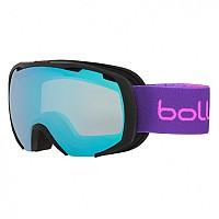 [해외]볼레 Royal S Matte Black / Purple Spray