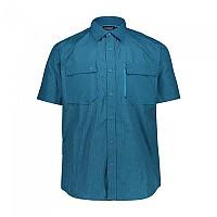 [해외]CMP Man 셔츠 Teal / Rif