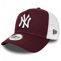 [해외]뉴에라 MLB 뉴 York 양키스 에센셜 Aframe 트러커 Dark Red