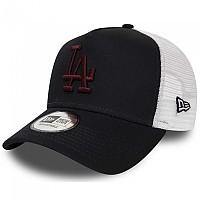 [해외]뉴에라 MLB 로스앤젤레스 다저스 에센셜 Aframe 트러커 Navy