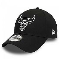 [해외]뉴에라 NBA 시카고 Bulls 에센셜 아웃라인 9Forty Black