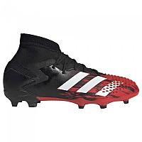 [해외]아디다스 Predator Mutator 20.1 FG Core Black / Footwear White / Active Red