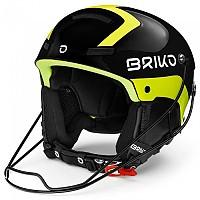[해외]브리코 Slalom Shiny Black / Yellow Fluo