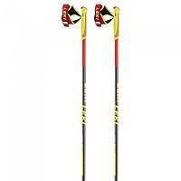 [해외]레키 ALPINO PRC 700 Red / Anthracite / Black / White / Yellow