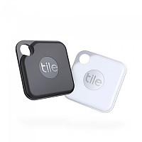 [해외]TILE Pro 블루투스 Locator 2 Units Black / White