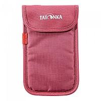 [해외]TATONKA Smartphone 케이스 XL Bordeaux Red