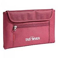 [해외]TATONKA Travel Wallet Bordeaux Red
