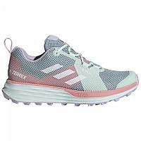 [해외]아디다스 테렉스 Two 고어텍스 Ash Grey / Footwear White / Glory Pink