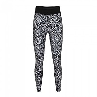 [해외]Dare2B Curvate Tight White Zoological Print / Black