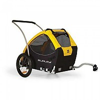 [해외]BURLEY Tail Wagon Black / Yellow