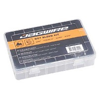 [해외]JAGWIRE Pro DOT Bleed Kit Black Seals