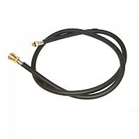 [해외]SKS RennKompressor Brass Connector Dunlop/Presta Black