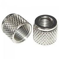 [해외]MIJNEN PIEPER Dunlop Valve Adaptor 2 Units Silver