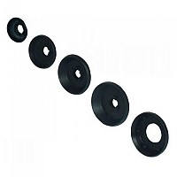 [해외]ZEFAL Pump Seal 10 Units Black