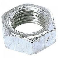 [해외]SCHWARZ Hexagonal Nut For Rear Wheel 10 Units Silver