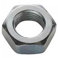 [해외]SCHWARZ Hexagonal Nut For Front Wheel 10 Units Silver