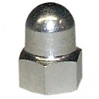 [해외]SCHWARZ M7.9 Hexagonal Nut Front Wheel 10 Units Silver