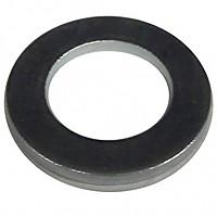 [해외]SCHWARZ 워시er Ring For Front Axles 10 Units Silver