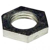 [해외]SCHWARZ Nut For Rear Axles 10 Units Silver