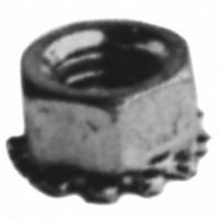 [해외]SCHWARZ M5 Fix Nipple Nut 10 Units Silver