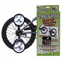 [해외]TRAIL GATOR 트레일 Gator 플립 업 트레이닝 Wheels Black / White