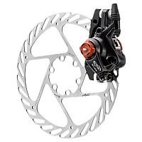[해외]스램 Disc Brake BB7 MTB S 블랙 Ano 160mm HS1 Rotor Front/Rear Black