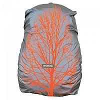 [해외]WOWOW Backpack Cover Quebec Silver/ Orange