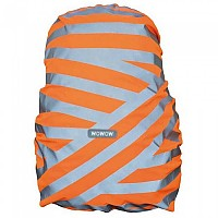 [해외]WOWOW Backpack Cover Berlin Orange / Silver