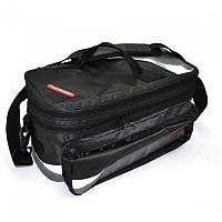 [해외]PLETSCHER Rack 백 Turicum for E-Bike Batteries 11L Black