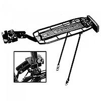 [해외]PLETSCHER Quick Rack 332/116 mm Black