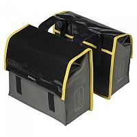 [해외]BASIL 어반 Load 더블 25L Black / Yellow