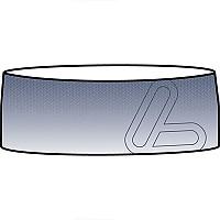 [해외]로플러 Elastic Headb앤드 Open 컷 Plum