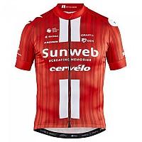 [해외]크래프트 팀 썬web Replica Sunweb Red