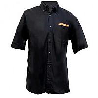 [해외]맥시스 Racing 셔츠 숏 슬리브스 Black