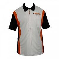 [해외]맥시스 Zipp Shirt 1135926664 Black / White