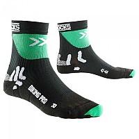[해외]X-SOCKS Biking Pro Black / Green