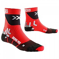 [해외]X-SOCKS Biking Pro Red / Black