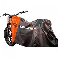 [해외]새들맨 팀 Race Development Bike Black / Orange