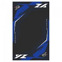 [해외]HURLY Mat YZ 100x160 cm Black / Blue