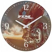 [해외]FLM Wall Clock Tour Multicolour