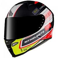 [해외]MT 헬멧 Revenge 2 RS Gloss Pearl Black