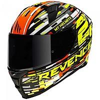 [해외]MT 헬멧 Revenge 2 Baye Gloss Fluor Orange
