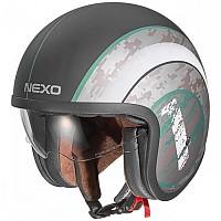 [해외]NEXO 어반 Style Camo Grey / Green Design