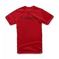 [해외]알파인스타 WordmarkT 셔츠 Red