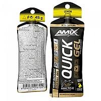 [해외]AMIX Quick Gel 45gr x 40 Gels Lemon
